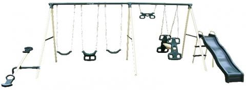 Troxel Recalls Flexible Flyer Swing Sets Due To Fall Hazard Cpsc Gov