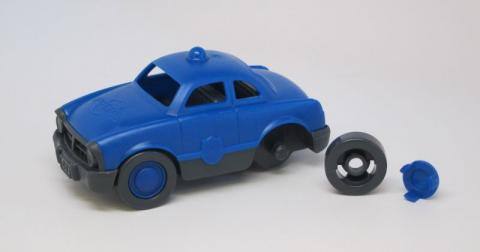 Green Toys mini vehicle