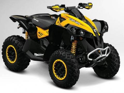 Brp Can Am >> Brp Recalls Atvs Due To Loss Of Control Hazard Cpsc Gov