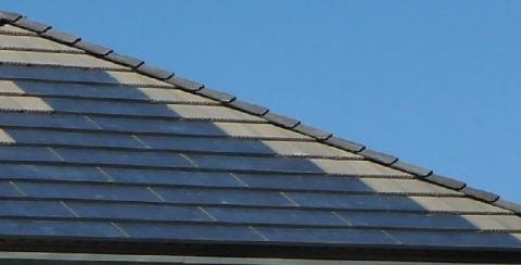 SolarBlend™ Roof Tiles in a residential application