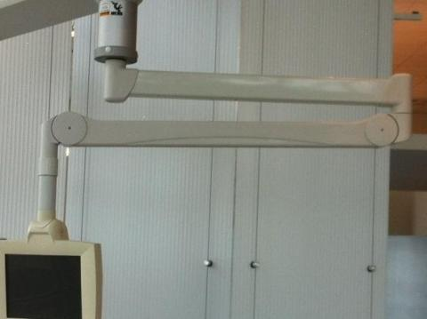 TRUMPF Medical Systems television mounting system