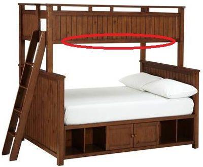 Pbteen Recalls Bunk Beds Due To Risk Of Injury Cpsc Gov