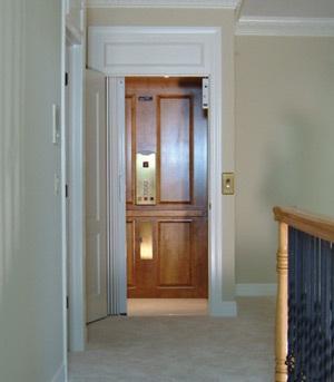 Recalled residential elevator