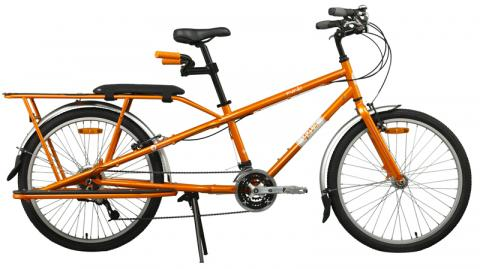 Yuba Bicycles Mundo V4 cargo bike