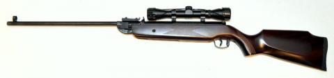 Soft Air Swiss Arms break-barrel, single-shot air rifle