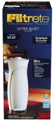 Filtrete Air Purifier package