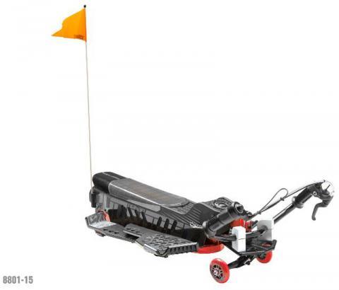 Urban Shredder with Hot Wheels graphics, model number 8801-15