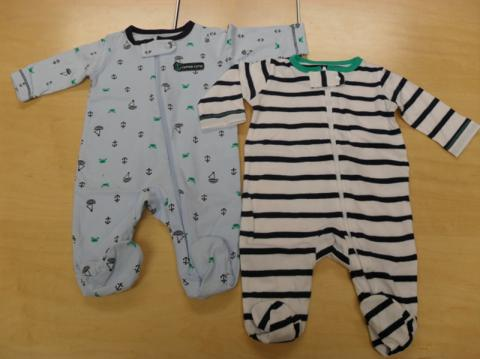 Just One You® infant clothing, Styles 520-242 and 597B537