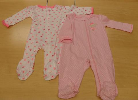 Just One You® infant clothing, Styles 520-243 and 597B538