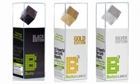 Buckycubes sets