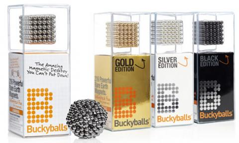 Buckyballs sets