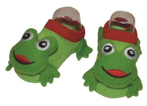 Classic Characters Froggy Socks (style S110)