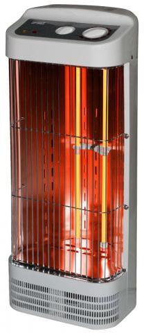 Optimus Tower Quartz Heater, Model Number H-5232
