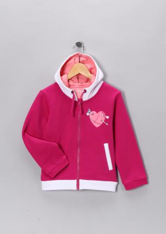 Deezo Hot Pink sweatshirt #12809