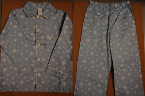 Vive La Fete Pajamas Style HSH158BPL