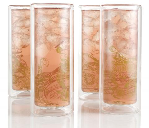 Flourish Tumbler Set
