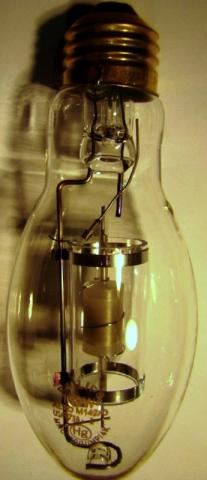 Philips metal halide lamp