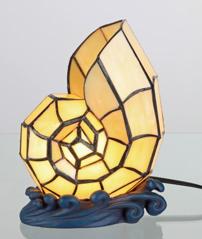 Recalled shell clip light