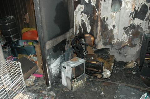 Property damage caused by  recalled dehumidifier