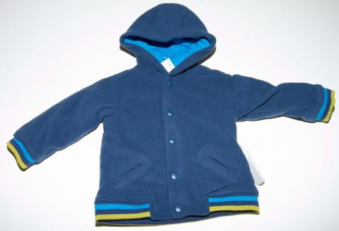 First Impressions Varsity Jackets in Blue