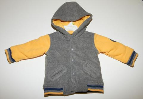 First Impressions Varsity Jackets in Gray