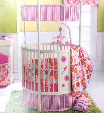 Nan Far recalls Rockland Furniture round crib