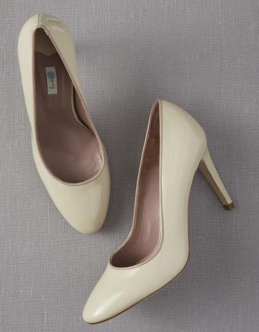 Cream Kensington Court Women's Shoes
