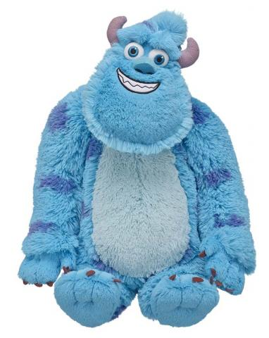 Recalled Sulley stuffed animal