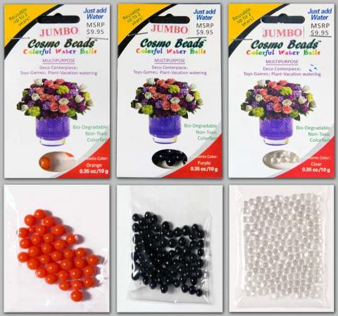 Jumbo Cosmo Beads Multipurpose