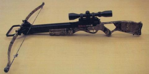 Middleton Siege Crossbow