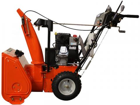 Snow Blower 24 >> Briggs Stratton Recalls Ariens Compact Snow Blowers Due To Fire