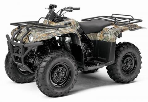 Camouflage Yamaha Big Bear 400