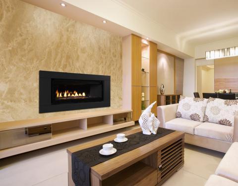 LDV model fireplace