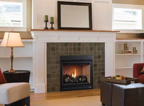 MLBV-40 model fireplace