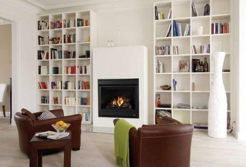 MPD model fireplace