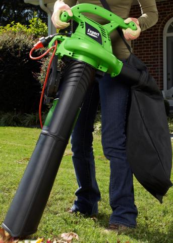Expert Gardener electric blower vacuum attachment