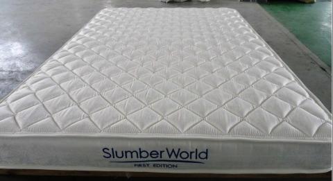 Model 829: SlumberWorld First Edition mattress