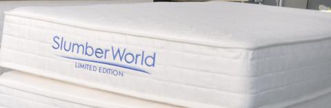 Model 1213: SlumberWorld Limited Edition mattress