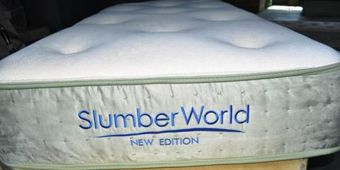 Model 1214: SlumberWorld New Edition mattress