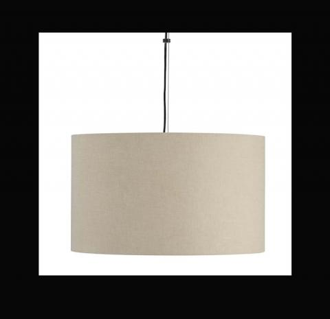 Crate and Barrel Finley Small Wheat Pendant Lamp