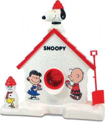 Cra-Z-Art Snoopy sno-cone machine