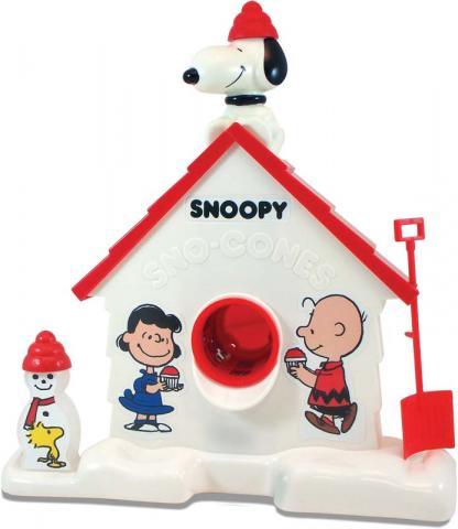Cra-Z-Art Snoopy sno-cone machine