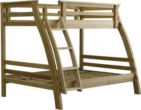 Wood Castle Furniture Recalls Bunk Beds Due To Entrapment Hazard