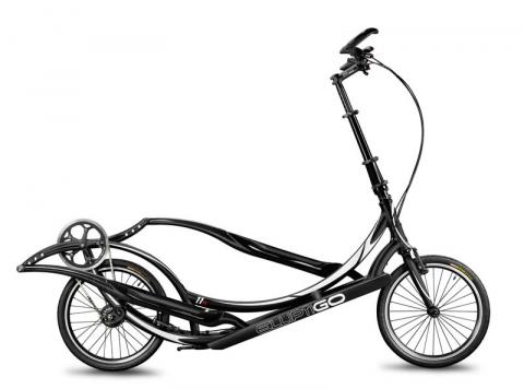 Photo of an ElliptiGO 11R outdoor elliptical bicycle