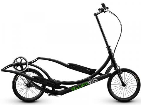 Photo of an ElliptiGO 3C outdoor elliptical bicycle