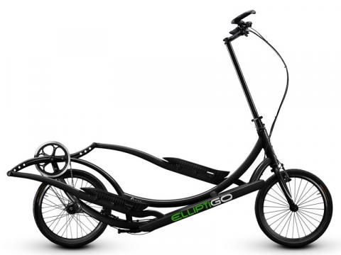 Photo of an ElliptiGO 8C outdoor elliptical bicycle