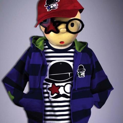 Little Willy's Hooded Sweatshirt