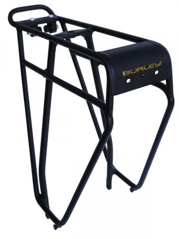 Black Tailwind Rack, stock code 939001, black with logo