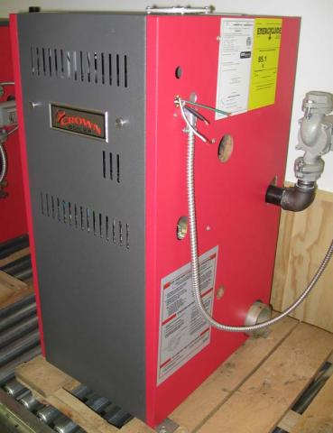 Recalled CWD series natural gas and liquid petroleum hot water boilers were manufactured between May 2005 and July 2013.
