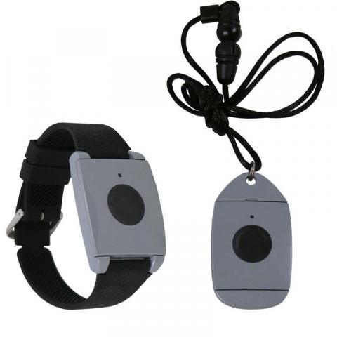 Linear Pendant and Wristband Model DXS LRC